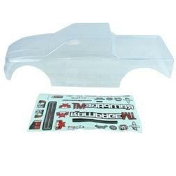 Redcat Racing Part 50901-Clear 1/5 Truck Body Clear for Ramp