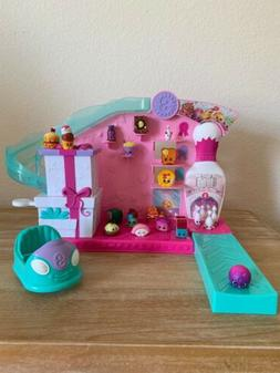 💕Shopkins Party Game Arcade Bowling & Bumper Cars Playset