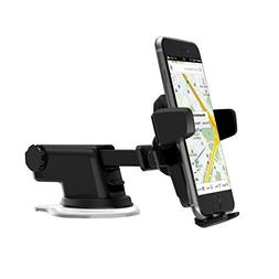 Cyber Cart Car Phone Mount,Washable Strong Sticky Gel Pad wi