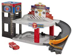piston cup racing garage for tons of