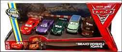 Disney Pixar Cars 2 - London Chase 5 Pack - You the Bomb Mat