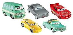 Disney Pixar Cars 3 Diecast Collection Vehicles, 5-Pack Bund