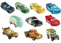 Disney Pixar Cars 3 Piston Cup Diecast Collection, 10-Pack V