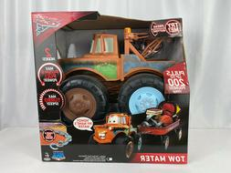 Disney Pixar Cars 3 Tow Mater Truck - Push and Pull Up To 20