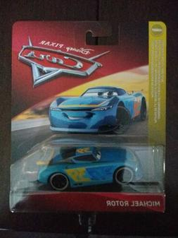 DISNEY PIXAR CARS 3 VIEW ZEEN MICHAEL ROTOR NEXT-GEN PISTON