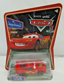 Pixar Cars: Bug Mouth McQueen