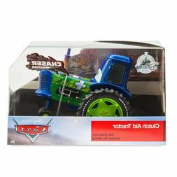 DISNEY STORE PIXAR CARS CHASER CLUTCH AID TRACTOR SAVE 5%
