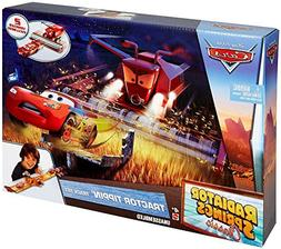 Disney Pixar Cars Tractor Tippin' Track Playset