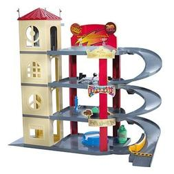 Disney Pixar Cars Ultimate Piston Cup Garage Electronic with