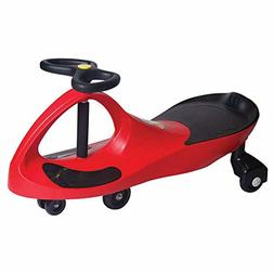 PLASMACAR RED INERTIA DRIVEN RIDE-ON TOY
