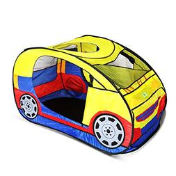 LIVEBOX Play House Toy Vehicle Tent for Kids Indoor and Outd