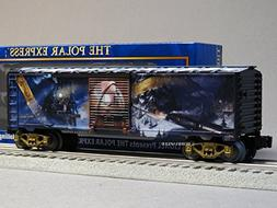 LIONEL POLAR EXPRESS BELL BOXCAR O GAUGE train movie art box