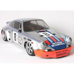 Porsche 911 Carrera Rsr - Shaft Drived 4wd - Rc Car