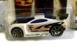 Hot Wheels POWER RAGE Die-Cast Car AcceleRacers / Teku #6 of
