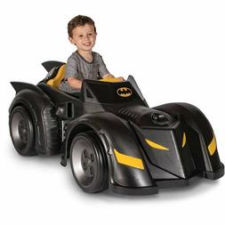 Power Wheels For Boys Ride On Toys 3 Year Olds 6V V6 Batman
