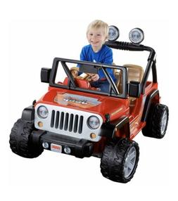 Fisher-Price Power Wheels Jeep Wrangler Ride On