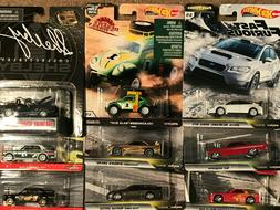 Hot Wheels Premium you pick $9.99 for any car