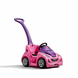 Step2 Push Around Buggy GT | Pink Toddler Push Car