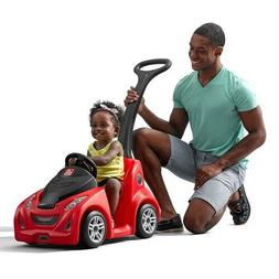 Step2 Push-Around Buggy GT Ride-On Toy Red Car Boys Girls Ou