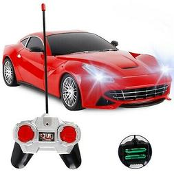 R/C Ferrari Sports Car Coupe Remote Control Electric Race Ca