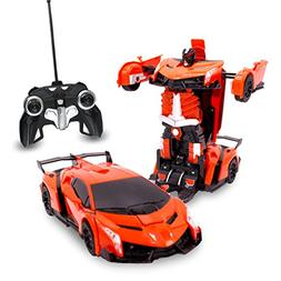 Raging Bull RC Toy Transforming Robot Remote Control  Sports
