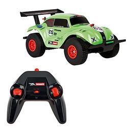 Carrera RC 184003 1:18 VW Beetle, Green 2.4GHz RC Vehicle