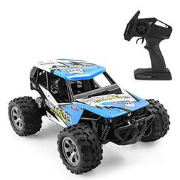 FitMaker RC Car, All Terrain Remote Control High-Speed Telec
