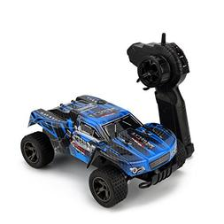 RC Cars,KINGBOT 20MPH 1:18 Scale 2.4Ghz High Speed Radio Con