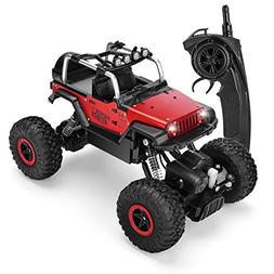 SZJJX RC Cars 1/18 Scale 4WD High Speed Vehicle 12MPH+ 2.4Gh
