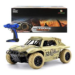 RC Cars 1/18 Scale 4WD High Speed Vehicle 15.5MPH+ 2.4Ghz Ra