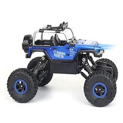 RC Cars Off-road Vehicles Jeep Trucks 4WD RC Trucks 1:18 Mon