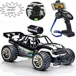 Hobby-Ace Rc Cars with FPV Camera HD 720P, 2WD Electric Remo