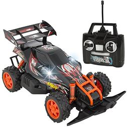 Best Choice Products Kids Remote Control 4-Wheel Buggy Car R