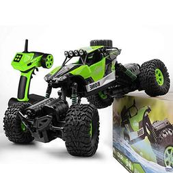 Gizmovine RC Rock Crawler Car 4WD 4 Modes Steering Waterproo