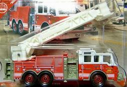Matchbox Real Working Rigs Pierce Velocity Aerial Ladder Pla