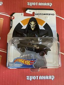 Reaper 4/5 2020 Hot Wheels Gaming Character Cars Overwatch M