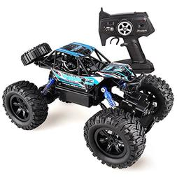 Wisleo RC Toys W838, 1/16 Scale 2.4Ghz 4WD RC Cars All Terra