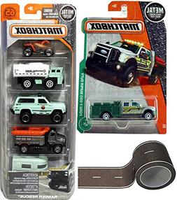 rescue ranger matchbox national team