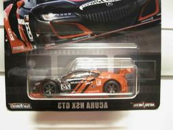 HOT WHEELS RETRO-ENTERTAINMENT PROJECT 2 CARS ACURA NSX GT3