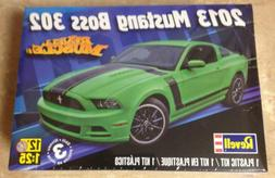 Revell - 854187 1/25 2013 Mustang Boss 302 - Plastic Model 0