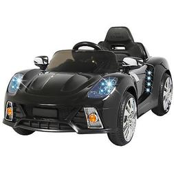 12V Ride On Car Kids W/ MP3 Electric Battery Power Remote Co