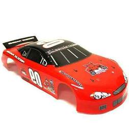 Redcat Racing On Road Stocker Body , Red