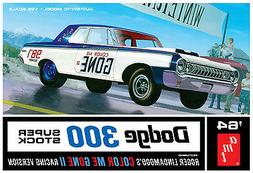 AMT Roger Lindamood's Color Me Gone 1964 Dodge 330 Superstoc