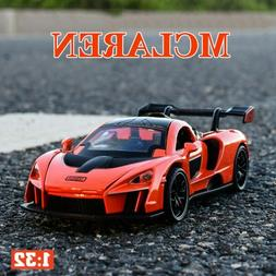 SENNA MCLAREN Alloy Car Model Diecasts & Toy Vehicles For Ch