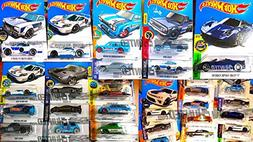 Hot Wheels 72 Pack 983G Series
