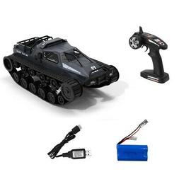 SG 1203 RC Tank Car 2.4G 1:12 Simulation Tank Drive High-Spe
