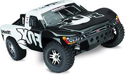 Traxxas Slash 4X4 4WD Electric Short Course Truck, 1/10 Scal