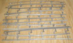 Auto World Slot Car Track Guard Rails  WORKS WITH AFX TOMY