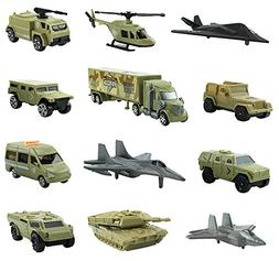 Liberty Imports Special Forces Military Vehicles Scaled Army