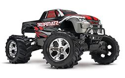 Traxxas Stampede 4X4: 1/10 Scale 4wd Monster Truck with TQ 2